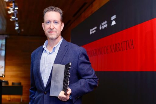 Jerónimo Tristante gana el XII Premio Logroño de Narrativa y el logroñés Guillermo Sáez el IV Premio de Narrativa para Jóvenes Escritores