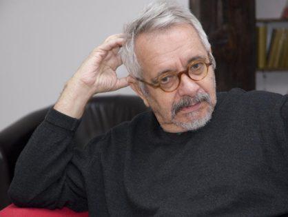 """El prestigioso editor y crítico literario, Constantino Bértolo, dirige mañana viernes la mesa redonda """"Poniendo nuevas voces al campo"""" en el Festival de Narrativas CUÉNTALO"""