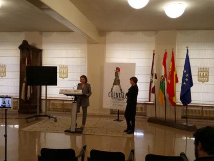 Presentación del Festival de Narrativas CUÉNTALO