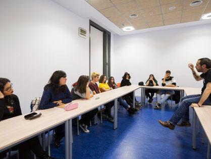 Taller de escritura con la periodista y escritora Ana Esteban