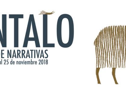 Elena Odriozola, Premio Nacional de Ilustración, diseñadora del cartel CUÉNTALO